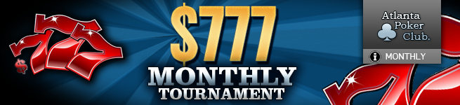 APC $777 Monthly Tournament