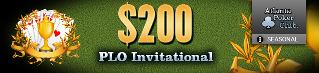 APC $200 PLO Invitational