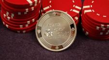 Atlanta Poker Club Silver Coin