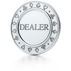 dealer-button-silver