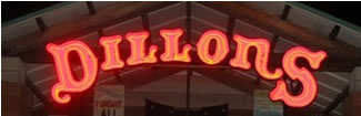 Dillon's Sports Bar Logo