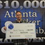 David (Chaser) Vining wins the APC $10,000 Main Event