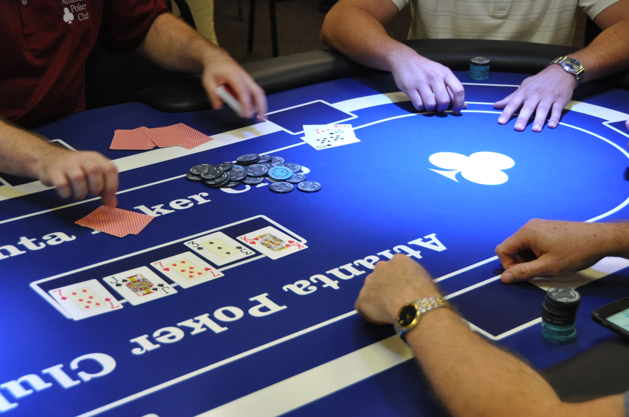Auxerre poker club main event 2015