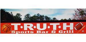 Truth Sports Bar & Grill Logo