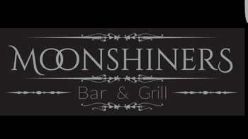 Moonshiners Bar and Grill Logo