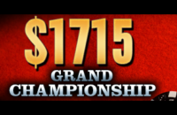 Atlanta Poker Club Grand Championship Logo