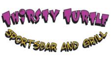 Thirsty Turtle Sports Bar & Grill Logo