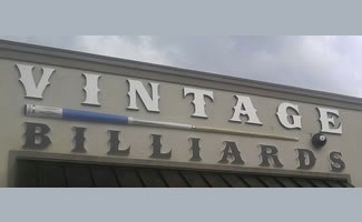 vintage billards logo