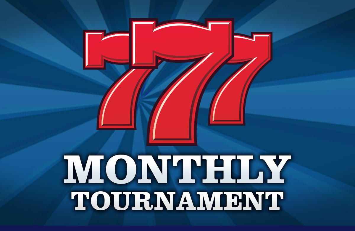Atlanta Poker Club $777 Monthly Tournament Logo