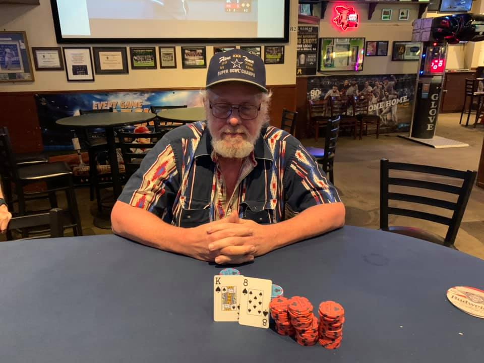 Terry Cummings wins $777 July Monthly