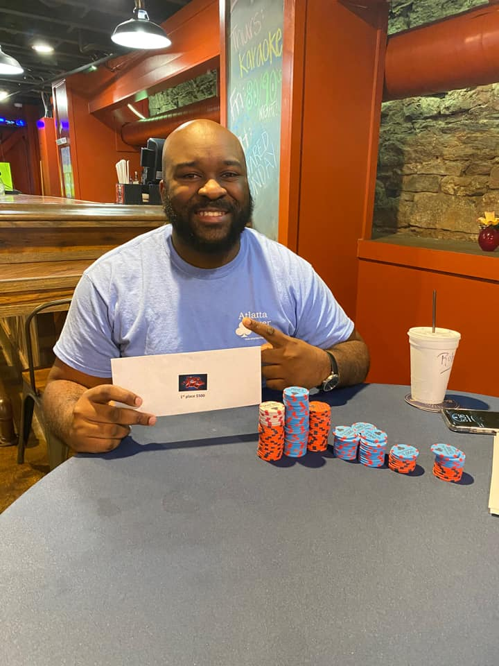 Victor Holland wins $777 March Monthly 2021