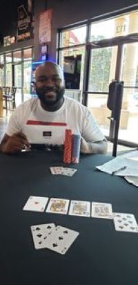 Victor Holland wins $777 May Monthly 2021